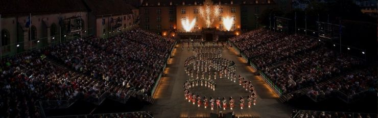 Basel Tattoo - From 20 to 28 November, 2020